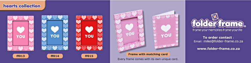 Folder Frame - frame your memories frame your life